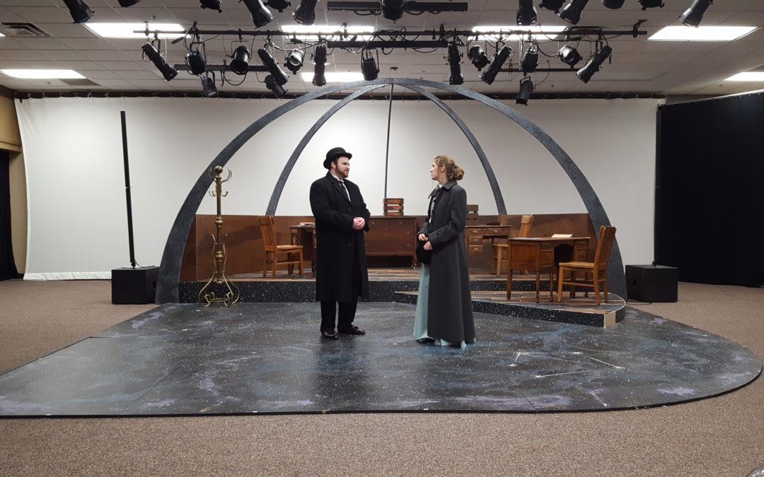 Calvary Theatre: Measuring the Universe