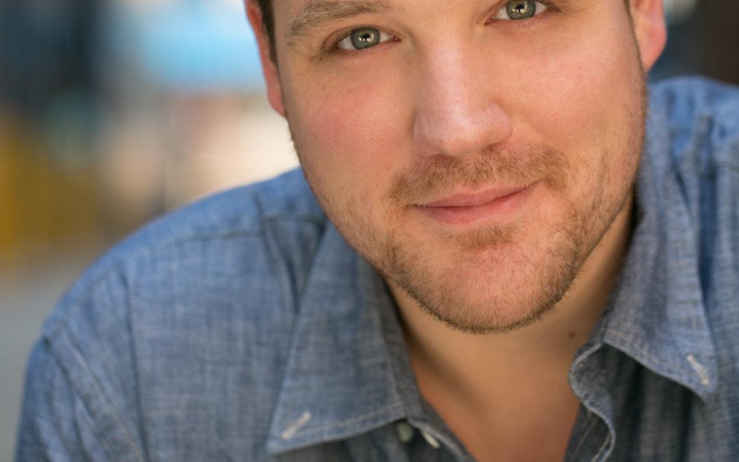 Calvary Theatre Arts Welcomes Broadway Performer Ben Jeffrey!