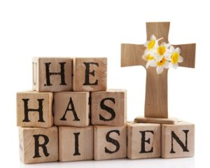 Blessed Resurrection Day to you!