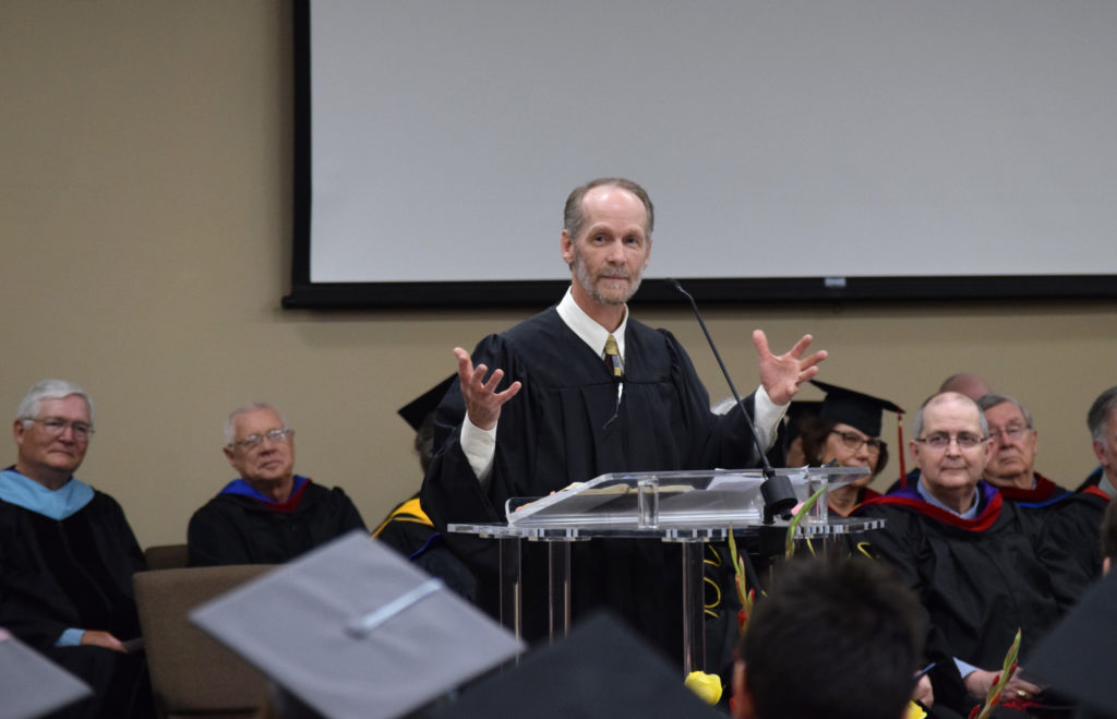 Baccalaureate: A Service and a Sermon