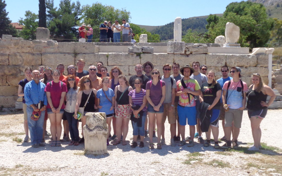 Burnham Center for Global Engagement Announces Greece 2018