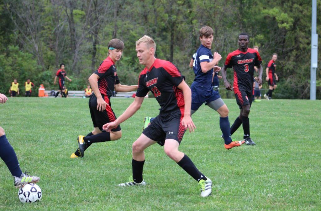 Warrior Soccer Falls to Thunder