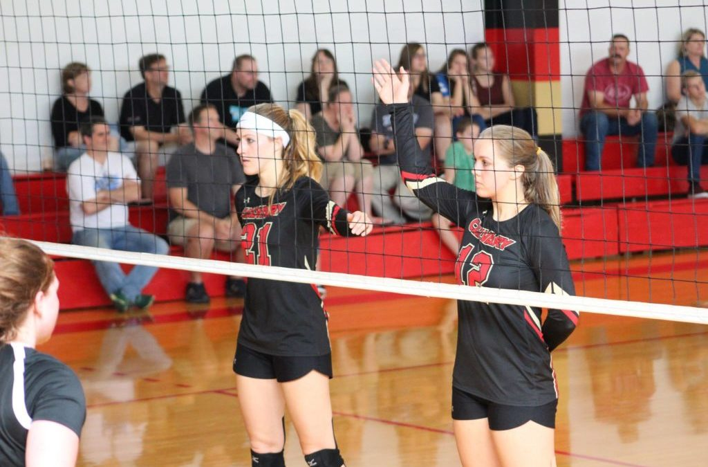 Warriors Defeat Barclay on Senior Night