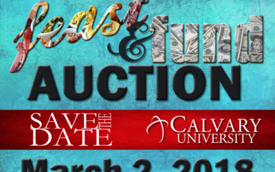 Save the Date: Feast & Fund Auction
