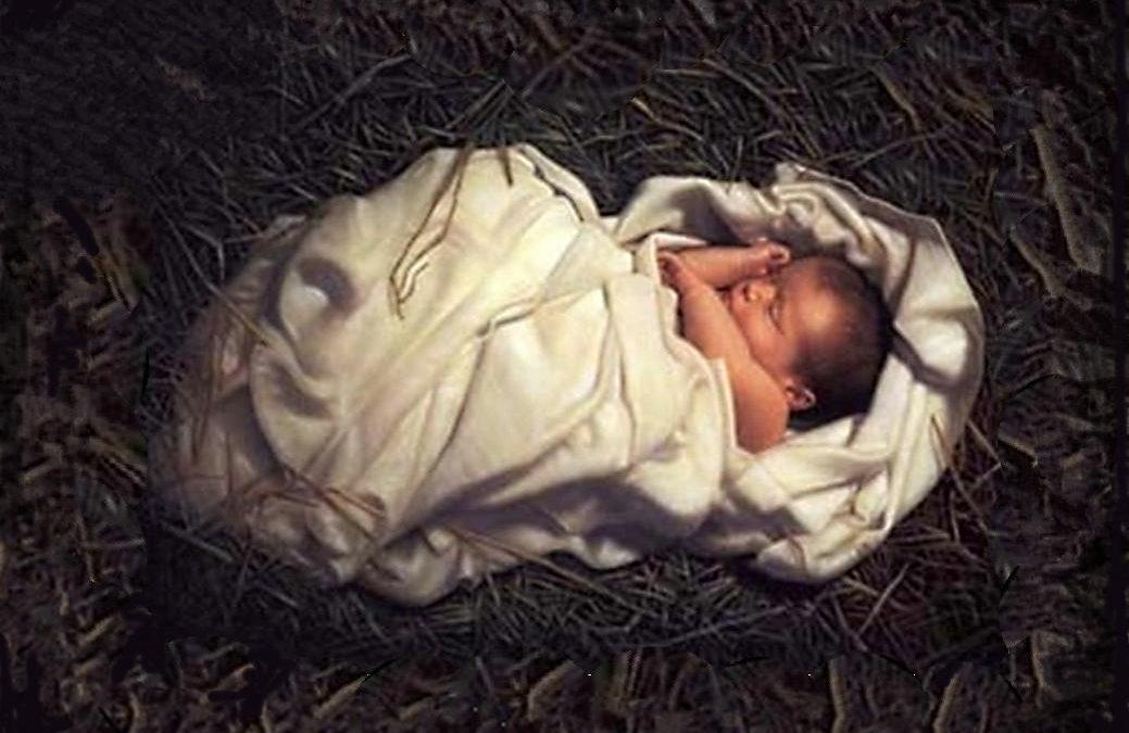 Christmas Devotional # 13: Hiding Baby Jesus