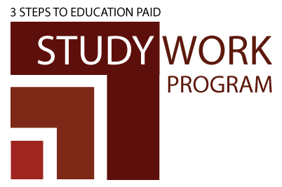 CALVARY UNIVERSITY STUDY WORK PROGRAM LOGO