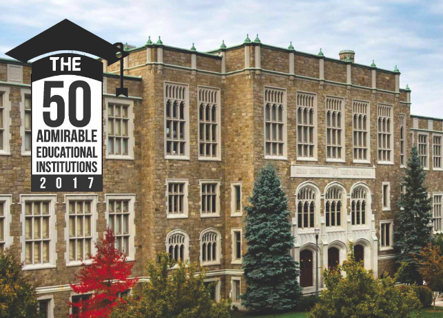 "Clark University Academic Calendar >> Calvary University named to list of ""Fifty Admirable Educational Institutions, 2017"" - Calvary ..."